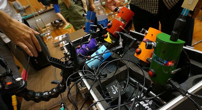 楽しすぎる「自作電子楽器」の世界!『オトアソビ』イベントレポート(動画あり)