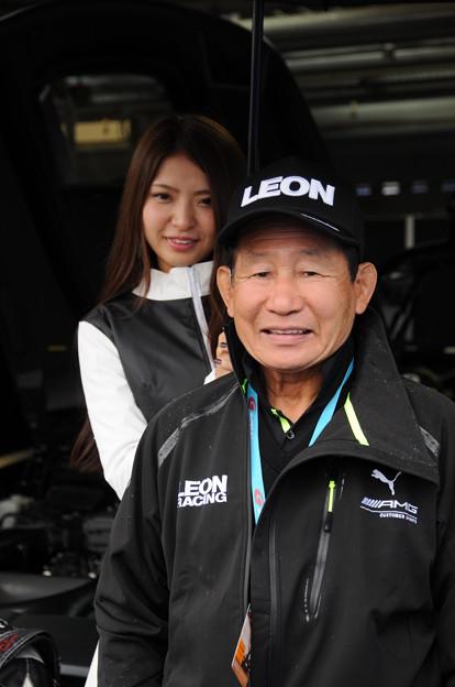 日本のレース創世期を戦った男。...