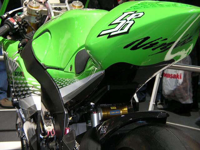 カワサキ ZX-RR