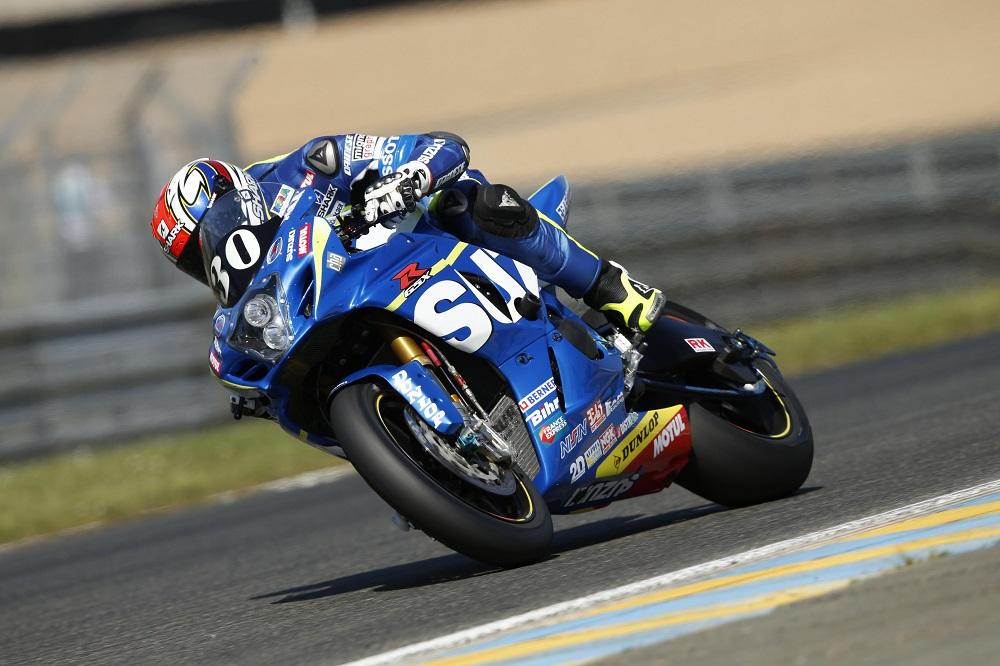 スズキ EWC Suzuki Endurance Racing Team FIMル・マン24時間 2015