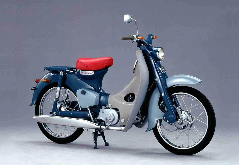 1959 C100 ホンダ スーパーカブ