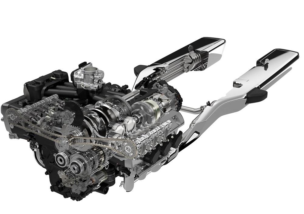2018 ホンダ ゴールドウイング GL1800