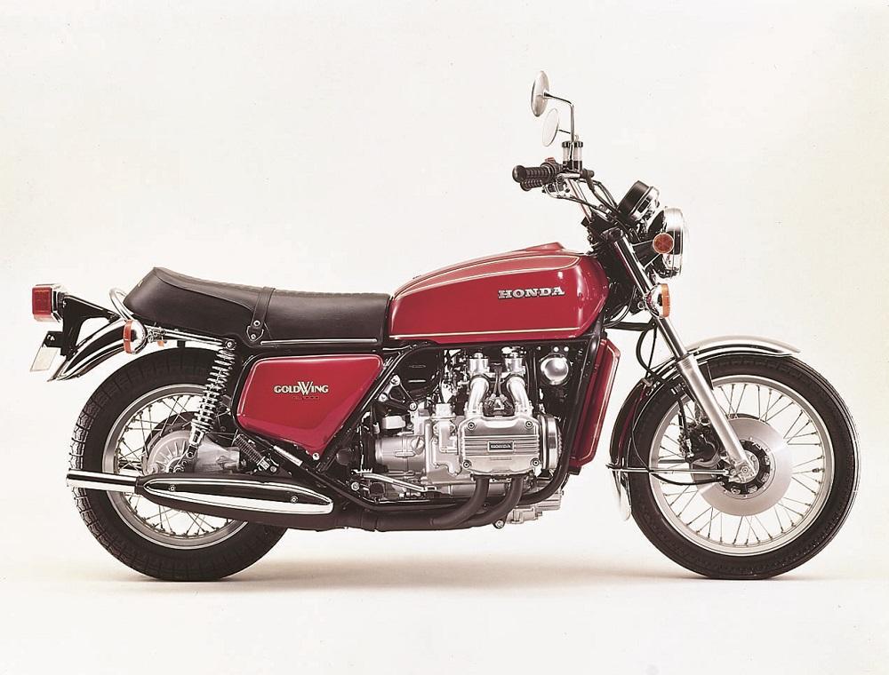ホンダ ゴールドウイング GL1000