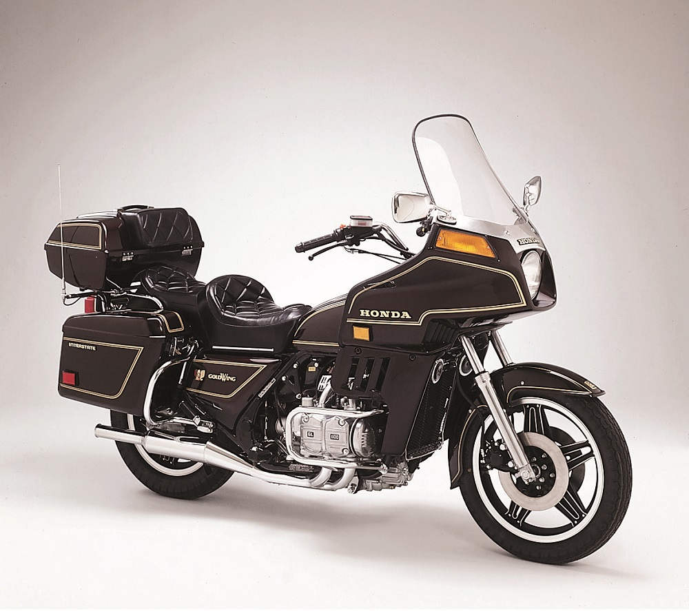 ホンダ ゴールドウイング GL1100 インターステイト