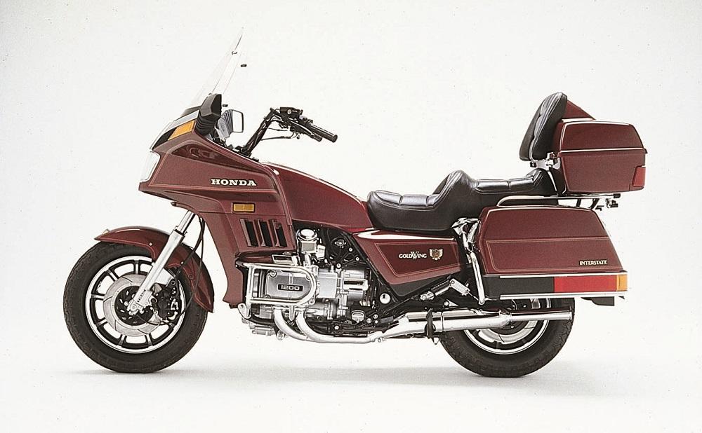 ホンダ ゴールドウイング GL1200 インターステイト