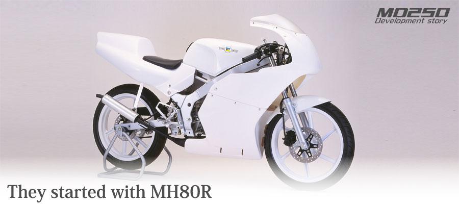モリワキ MH80