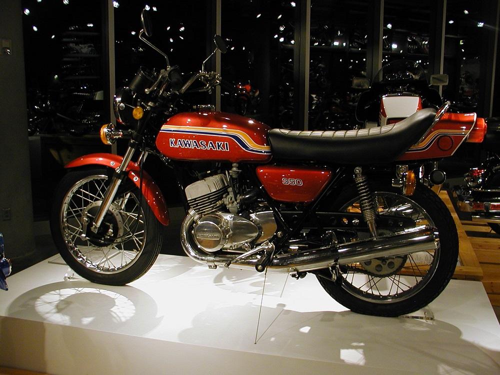 カワサキ 350 S2