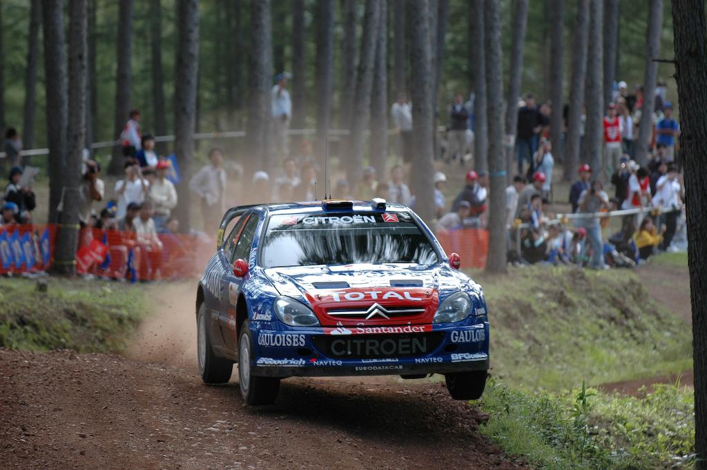 シトロエン クサラ WRC