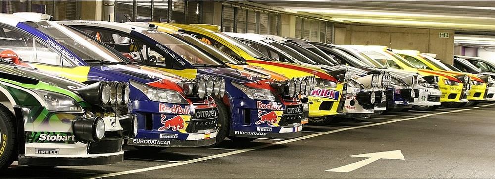 WRC マシン