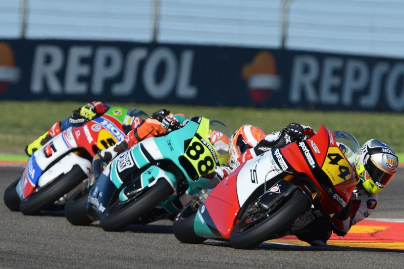 2018 MotoGP Moto2クラス