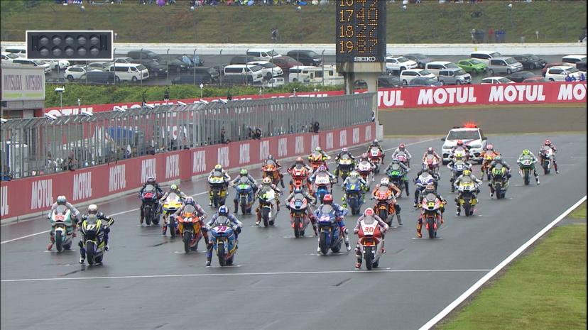 2017 MotoGP Moto2 日本GP