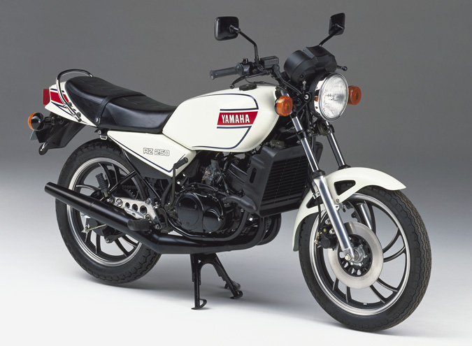 1980 ヤマハ RZ250