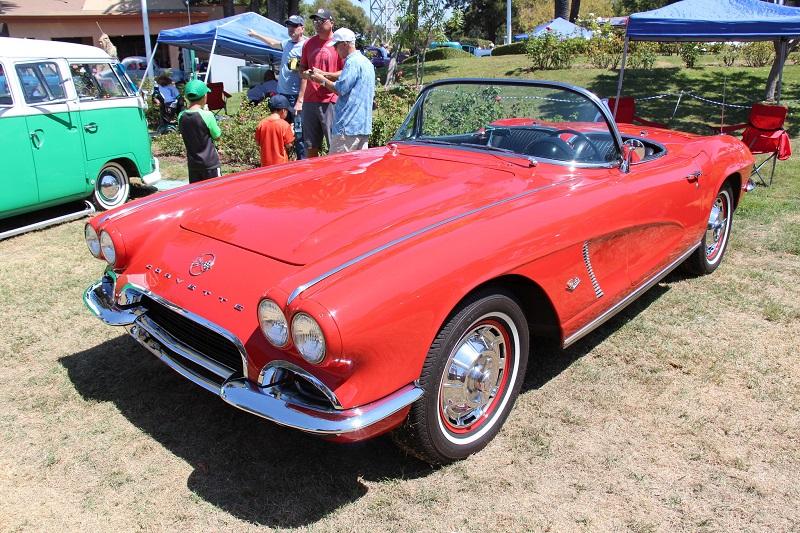 1962 Chevrolet C1 Corvette