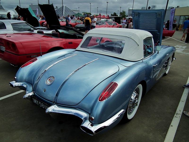 1958 Chevrolet C1 Corvette