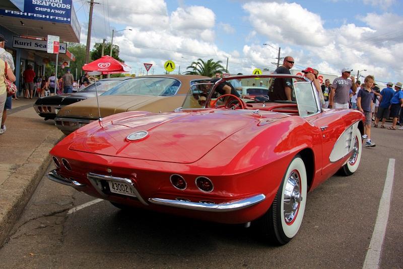 1961 Chevrolet C1 Corvette