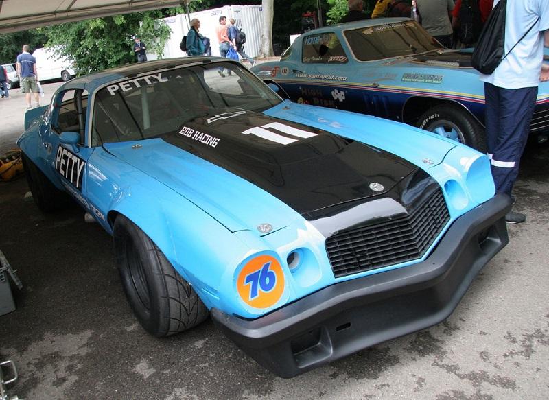 Chevrolet Camaro Z28 IROC 1977