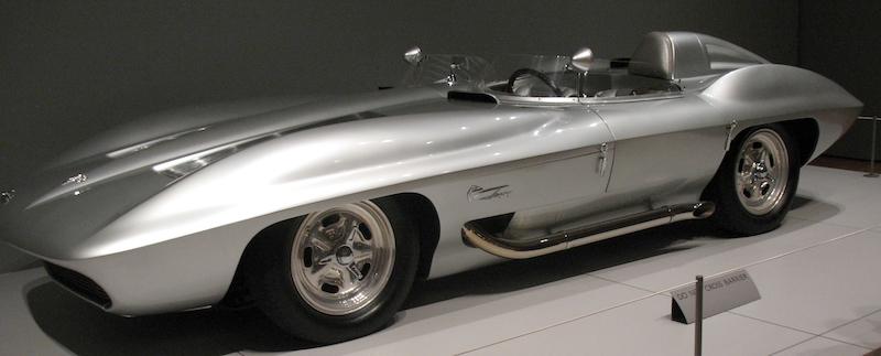 1959 コルベット スティングレイ コンセプト