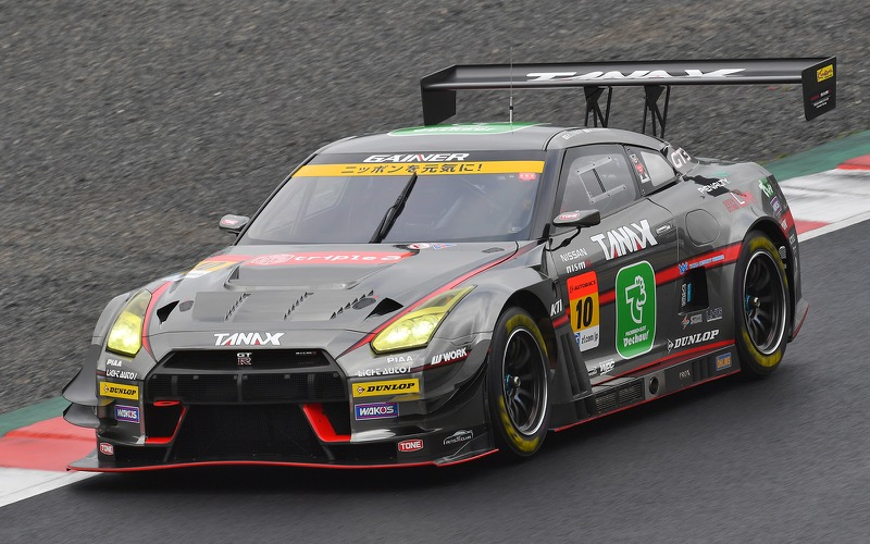GAINER TANAX triple a GT-R