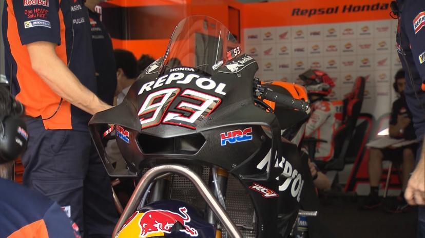 2018 MotoGP ホンダ