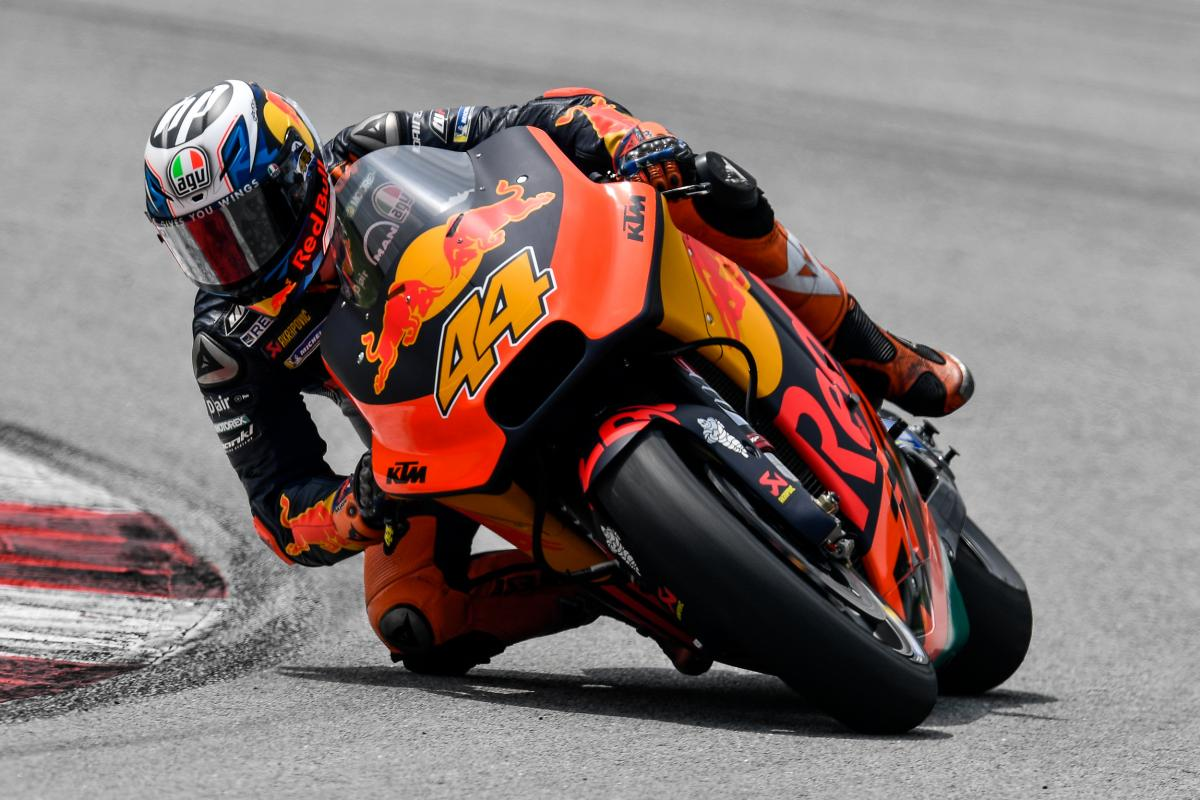 2018 MotoGP KTM