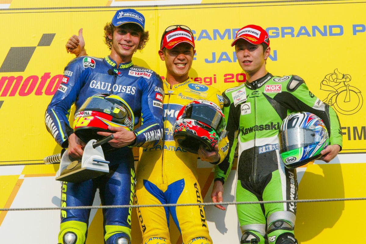 2004 MotoGP 日本GP