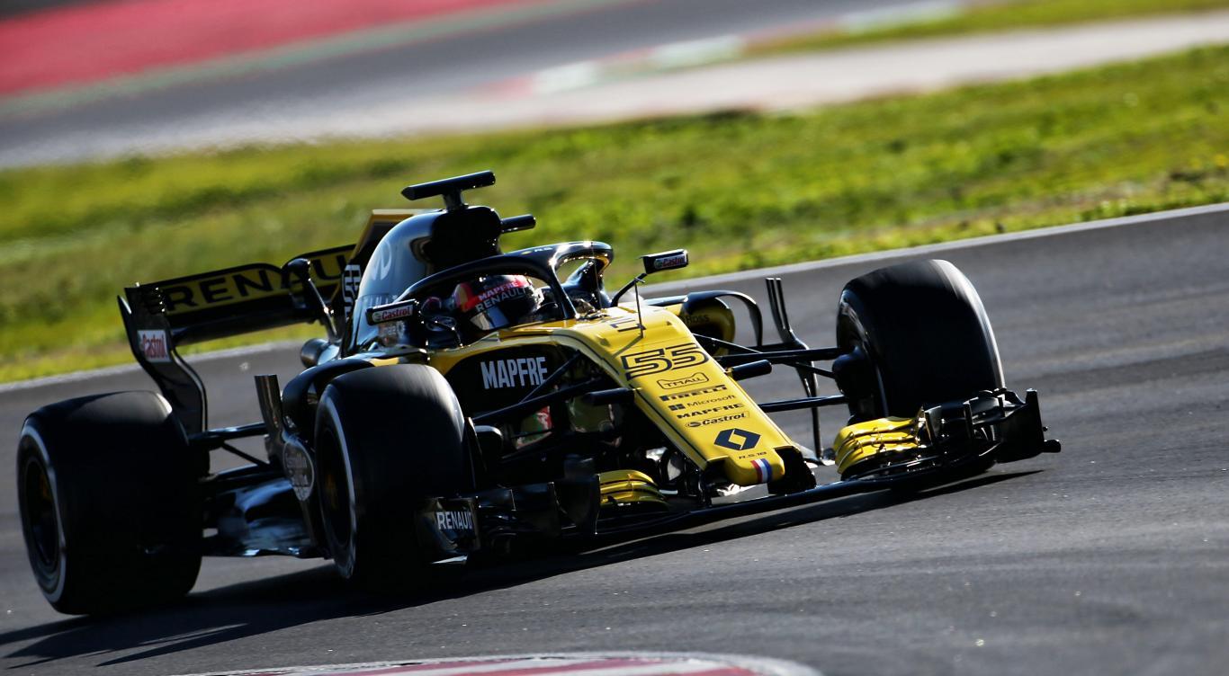2018 F1 ルノー