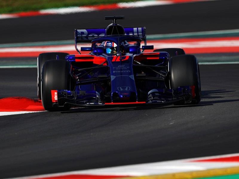 2018 F1 トロロッソ・ホンダ