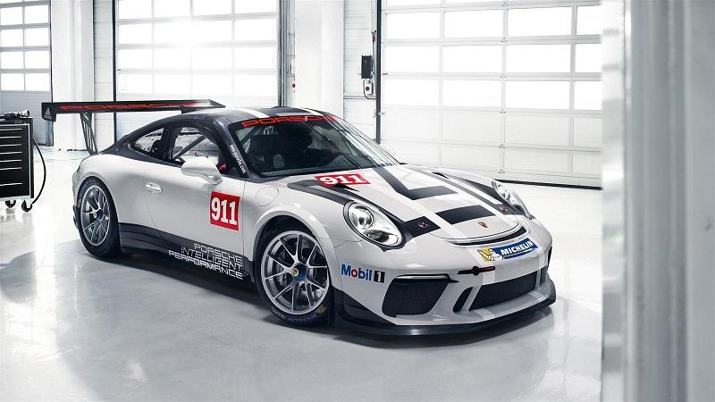 ポルシェ 911 GT3 CUP
