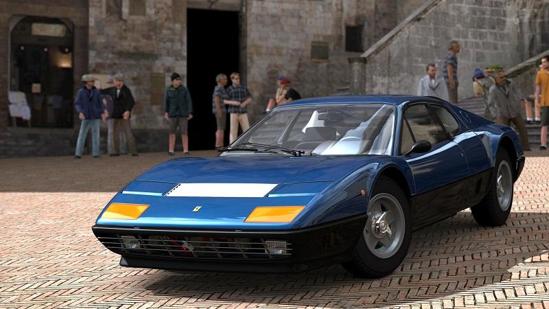 フェラーリ512BB