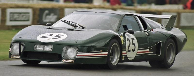 フェラーリ512BB/LM