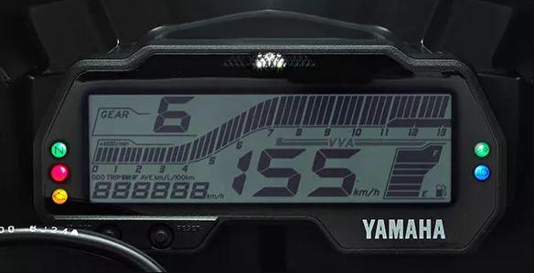 2017年ヤマハYZF-R15