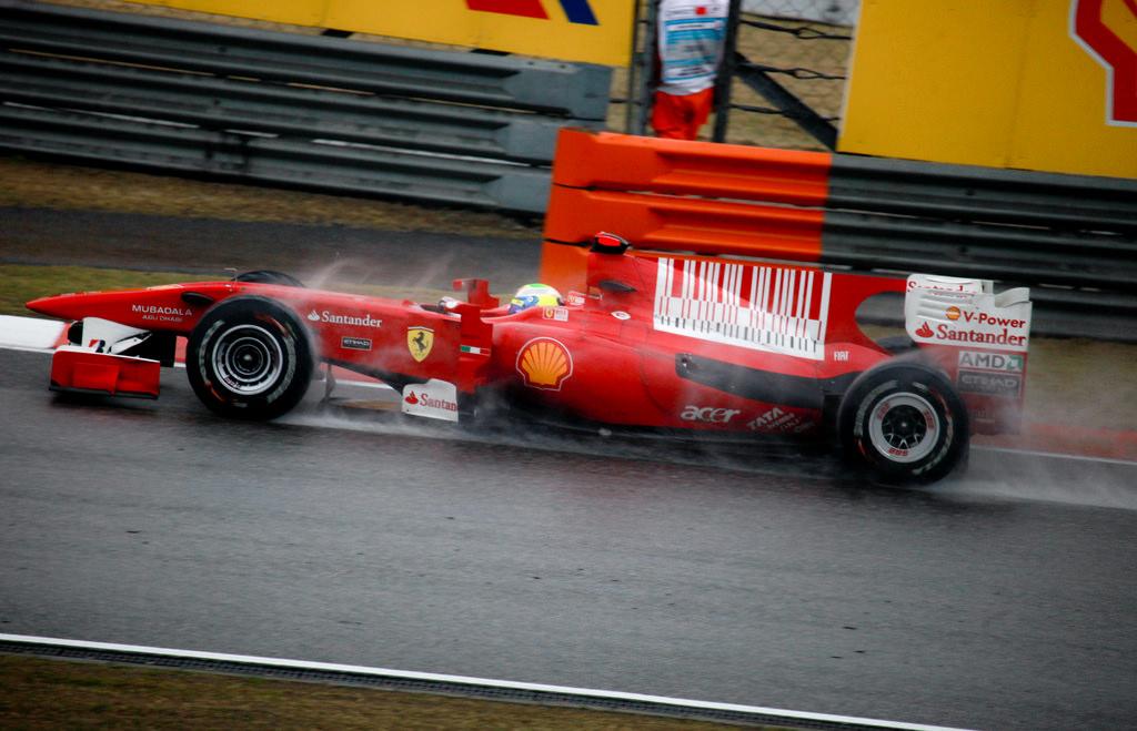2010 フェラーリ F1