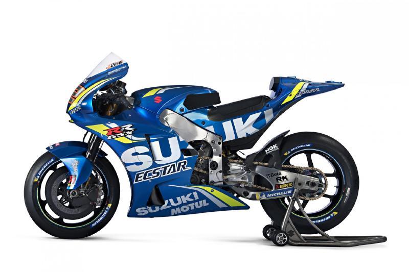 MotoGP スズキ GSX-RR 2018