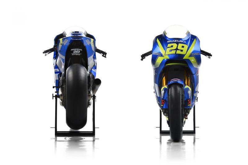 MotoGP スズキ GSX-RR 2017