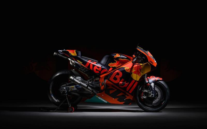 MotoGP 2017 ktm rc16-2017