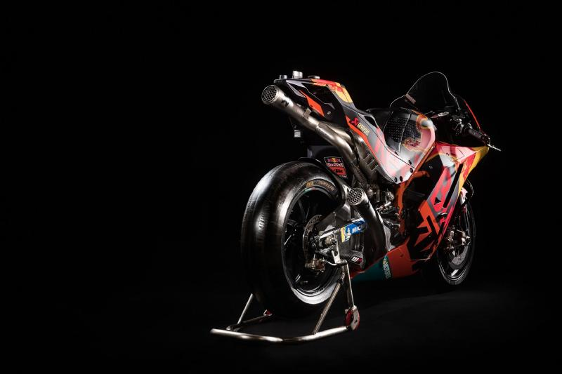 MotoGP 2018 ktm rc16-2018