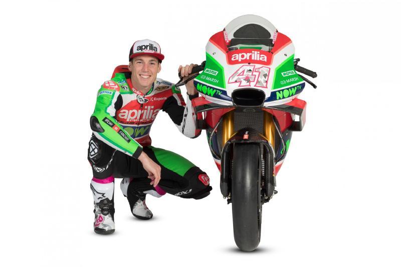 2018 MotoGP アプリリア