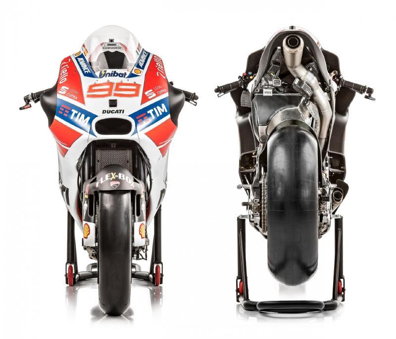 2017 ドゥカティ MotoGP
