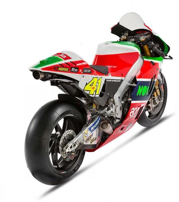 2017 MotoGP アプリリア RS-GP