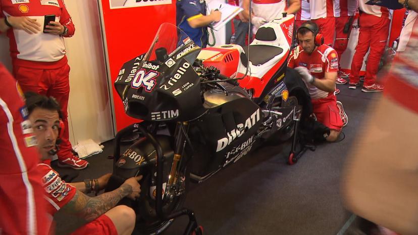 2018 MotoGP ドゥカティ GP18