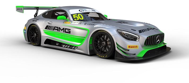 メルセデスベンツ AMG GT3