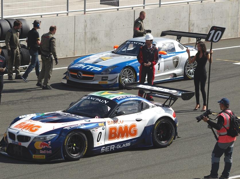 FIA GT Series Circuito de Navarra