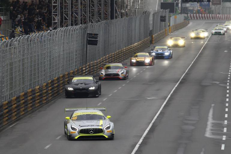 2017FIA-GT世界選手権 マカオカップ