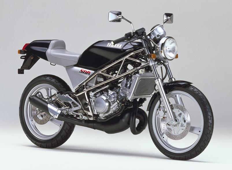 1987年 ヤマハ SDR200