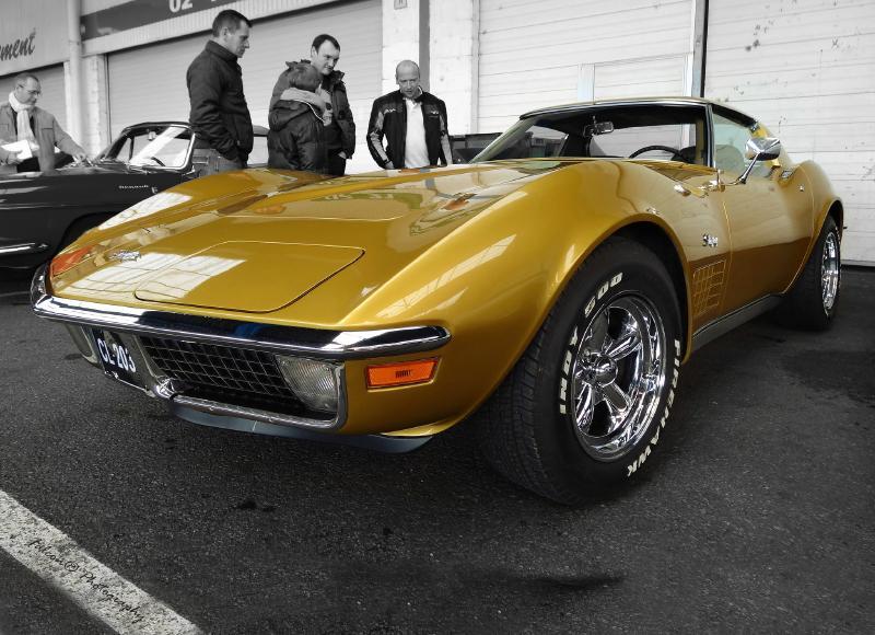 Chevrolet Corvette 5.7 '69