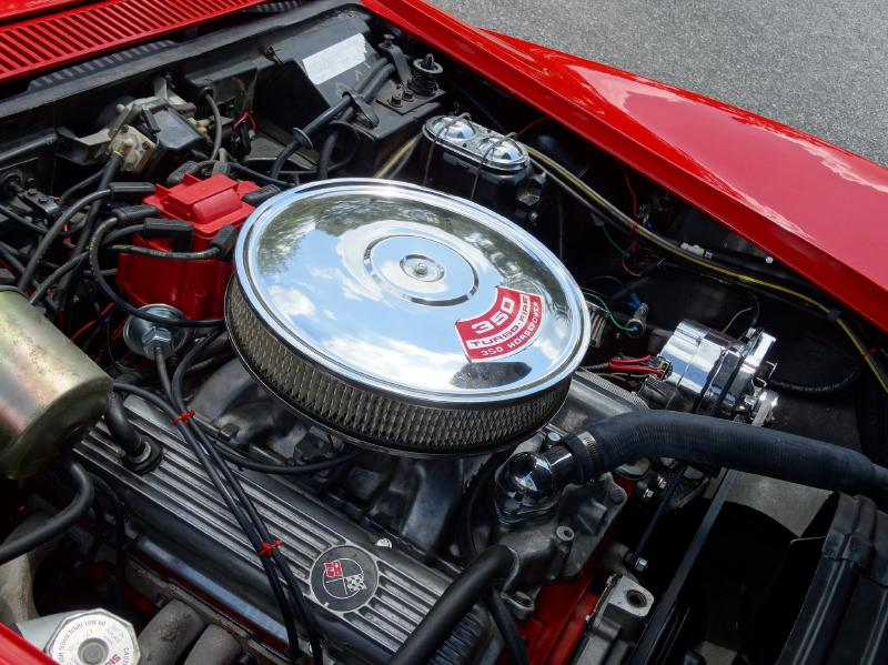 1969 Stingray, Engine