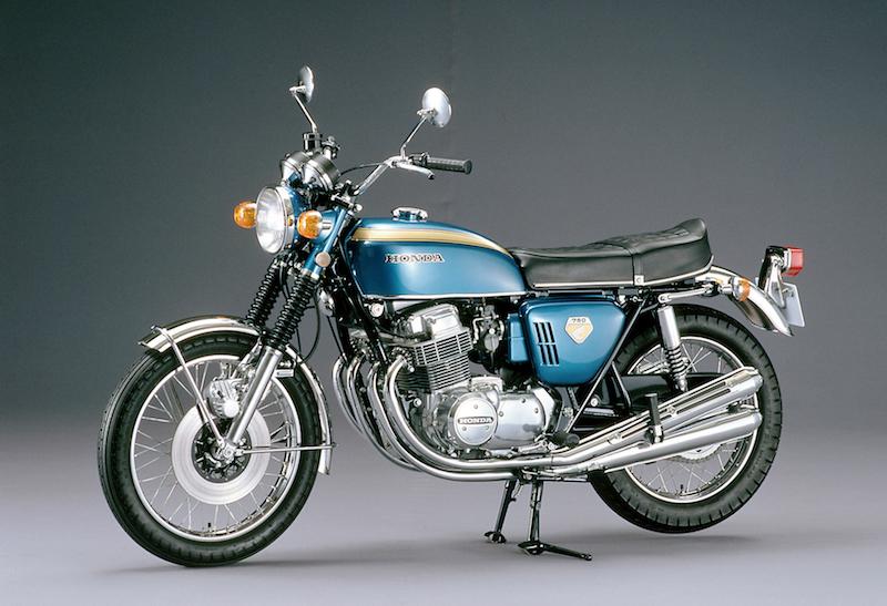 1969年 ホンダCB750FOUR