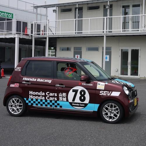 HDRSレンタルレーシングカー