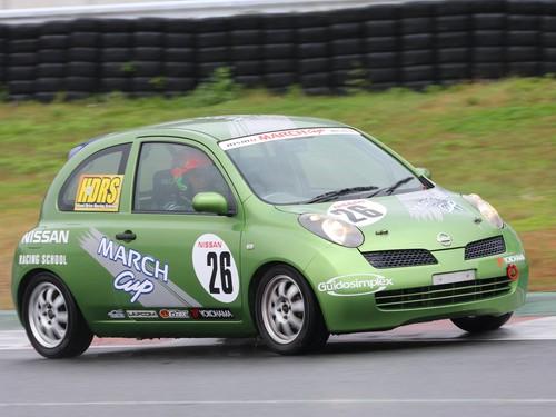 HDRSレース車両レンタル
