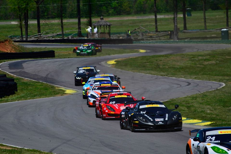 SIN Pirelli World Challenge Championship
